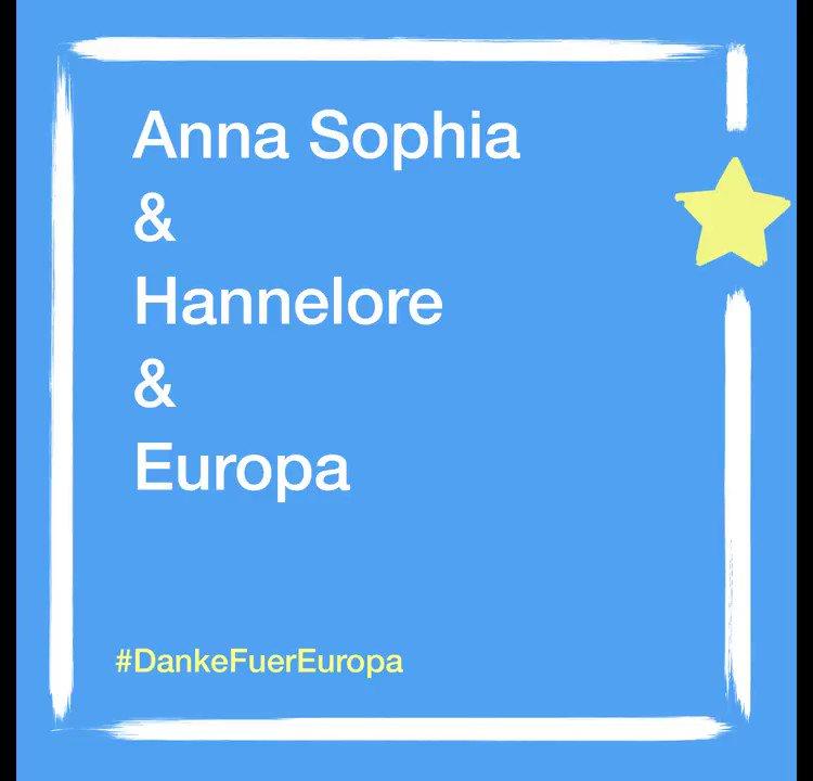 Anna Sophia sagt #DankeFuerEuropa und wünscht sich mehr Einsatz für #Klimaschutz. Denn #Klimawandel kennt keine Grenzen und geht uns alle an. Was liegt dir besonders am Herzen für #Europa? Erzähl es uns unter: http://artikel-eins.de/europa/