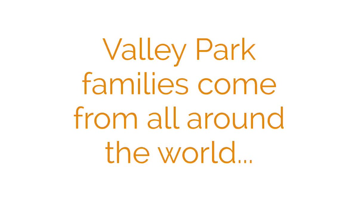 Our cultural diversity is one of the many things that make Valley Park a great place to learn.