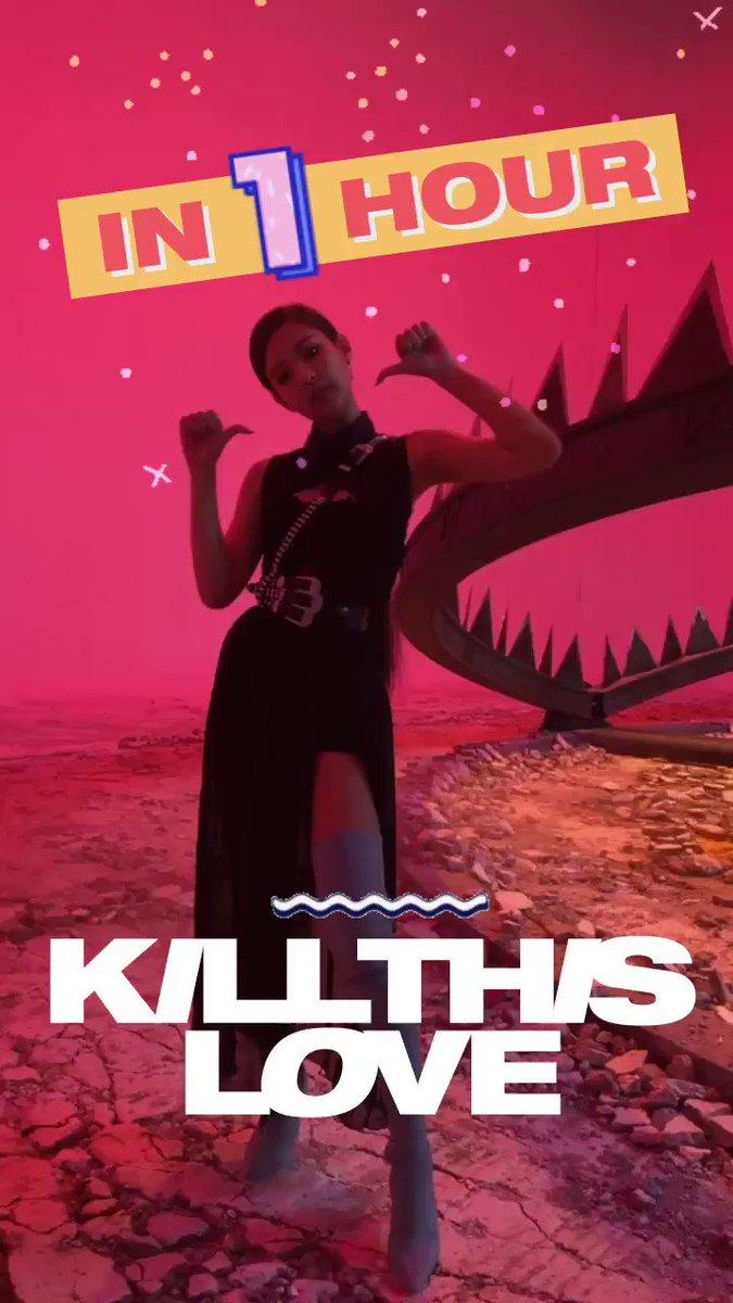 BLACKPINK GLOBAL BLINK's photo on #KILLTHISLOVE