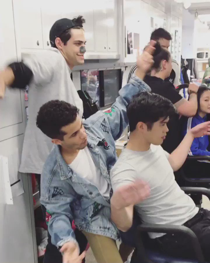 """Best Behind the Scenes Moments From the """"To All The Boys I've Loved Before"""" Sequel"""