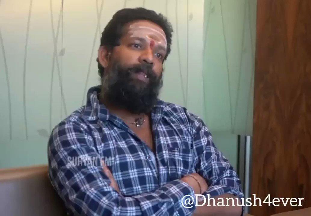 Choreographer #bababhaskar  About Our Thalaivar @dhanushkraja In An Interview @SuryanFM 😍🤙  #dhanush #asuran #dhanush4ever