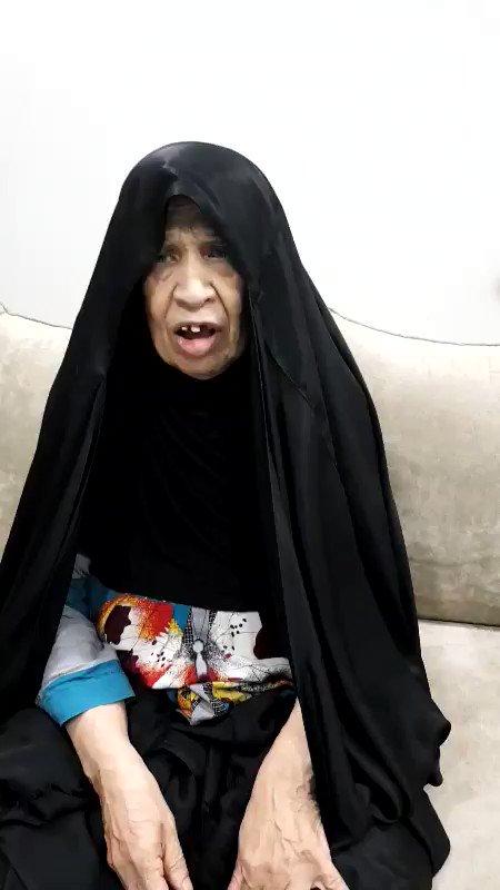 مواطنة لـ قرينة عاهل البحرين: انت أم واني أم!! هل يصل صوتها؟!