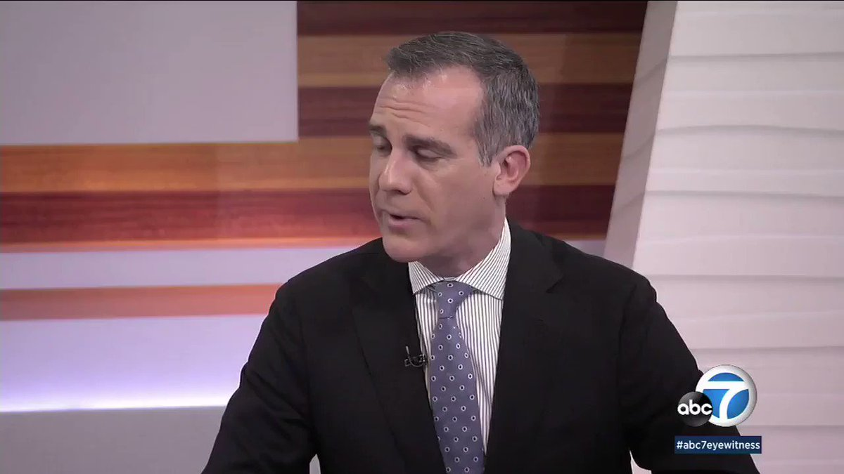 The #homeless question is #1 on Ask the Mayor—#watch @MayorOfLA on #Newsmakers 11AM Sun @ABC7