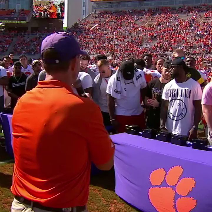 Kirk Herbstreit Names The 1 Big Question For Clemson In 2019
