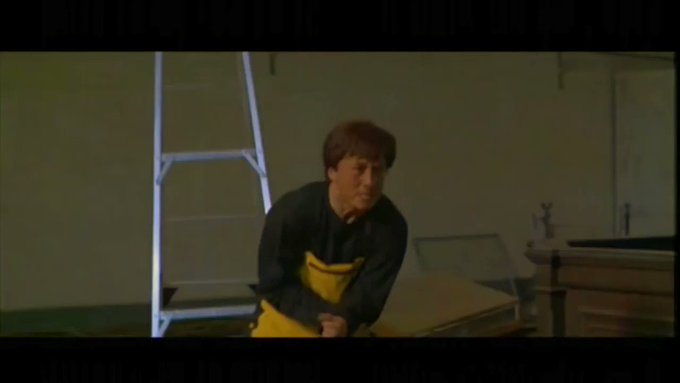 """Happy 65th Birthday Jackie Chan! \""""I like action but I hate violence. It\s kind of a dilemma.\"""""""