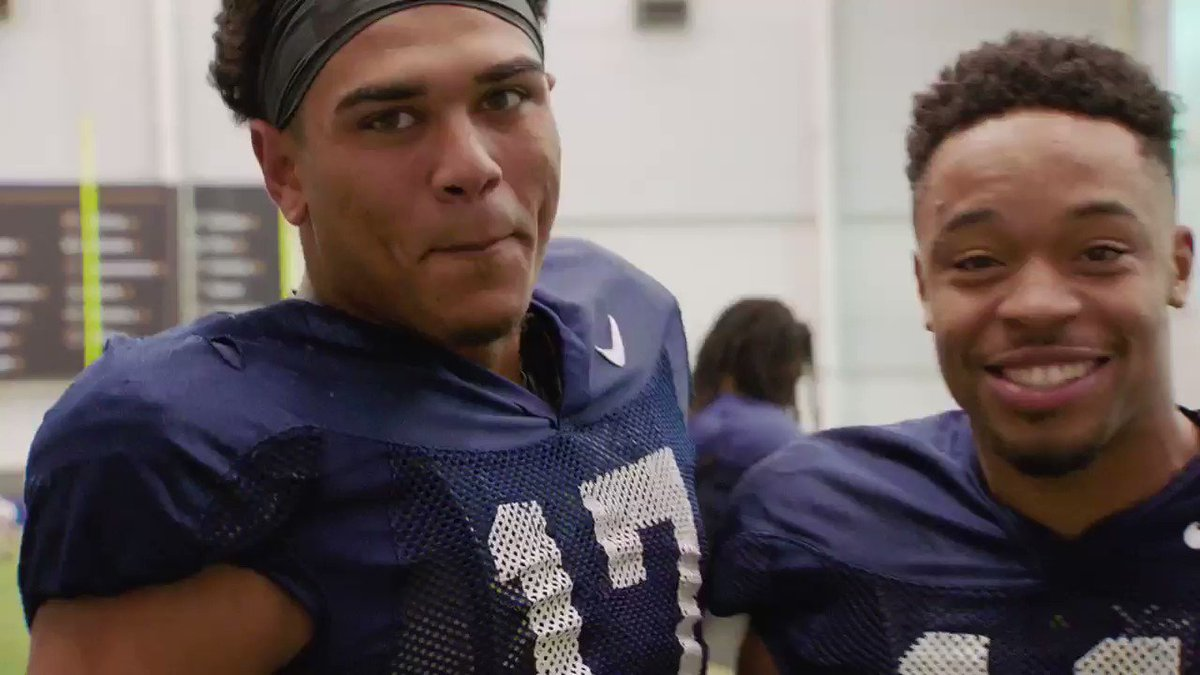 🔊 MIC'D UP: Rashad Weaver Behind the scenes at practice with Pitt's standout defensive end. #H2P