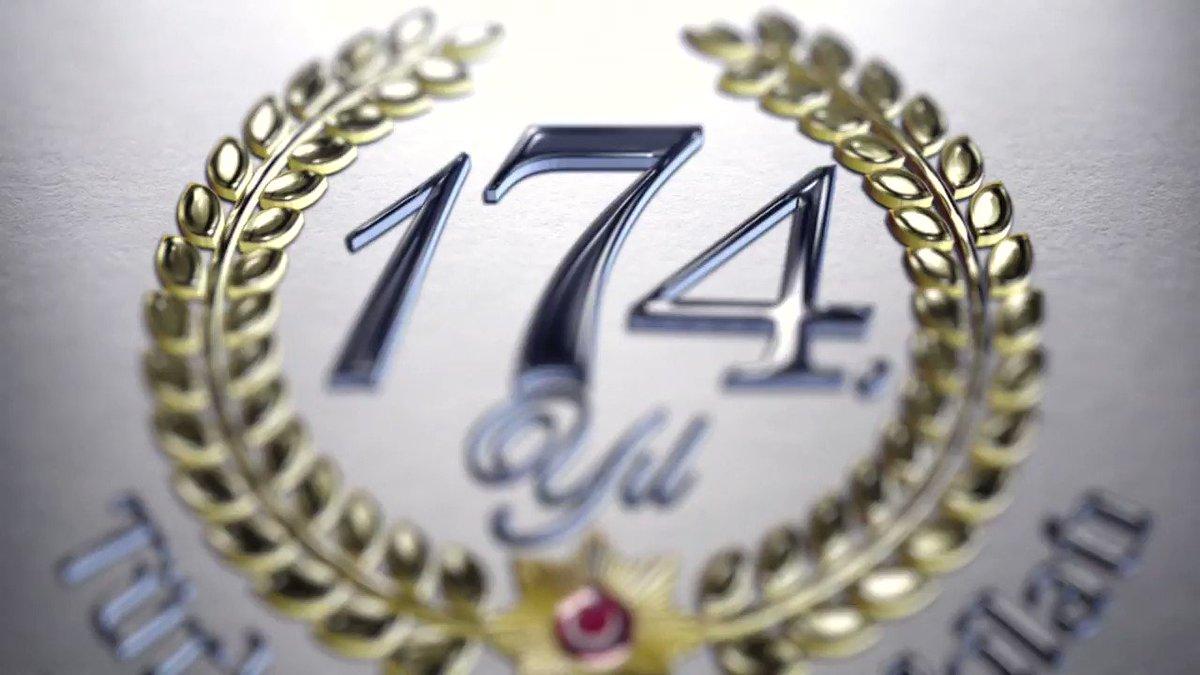 174 Yıldır; Doğrunun İzindeyiz, Adaletin Peşindeyiz,  Görevimizin Başındayız. #Polishaftası #TürkPolisTeşkilatı174yaşında