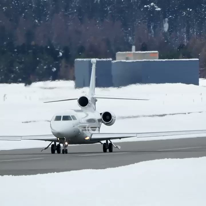 RT PlaneSpotIsCool: RT BrunoLauper: #valleytakeoff  at #EngadinAirport  #DassaultFalcon Special Part 2 ... ... full Video on YouTube by crosswind https://youtu.be/ojsndr5UUYs ... ... #N119NE #Falcon7X #dassault #falcon #privatejet #corporatejets #businessjet…