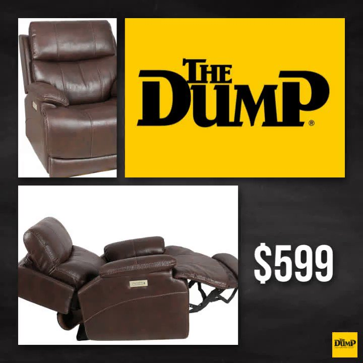 Fabulous The Dump Furniture On Twitter Lay Flat Power Recliner Andrewgaddart Wooden Chair Designs For Living Room Andrewgaddartcom