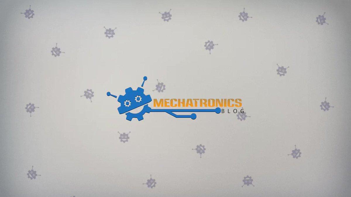 Mechatronics Blog - @mechatronicsblg Twitter Profile and