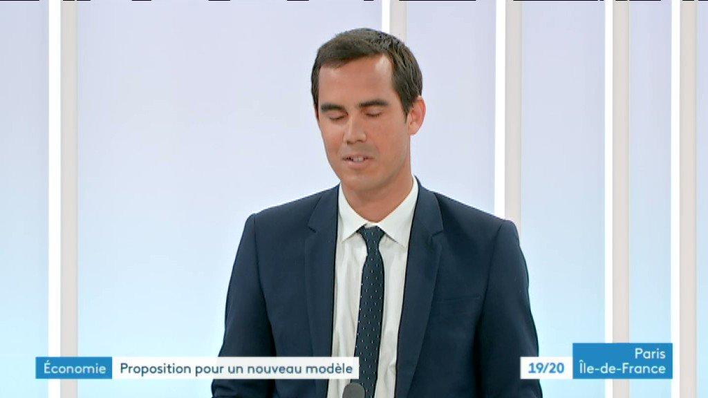 Invité du 19/20 sur France 3>> Un nouveau modèle économique est possible ! Avec 2 exemples d'entreprises financées par INCO : @Moulinot75 et @cuistotsmig ♻️👊🏻vimeo.com/328206446