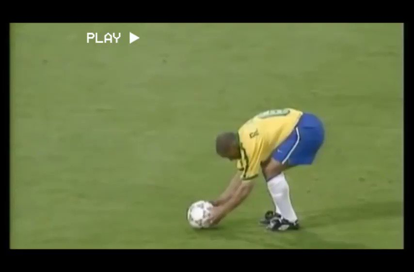 Its the anniversary of Roberto Carlos tap-in against France. Enjoy.