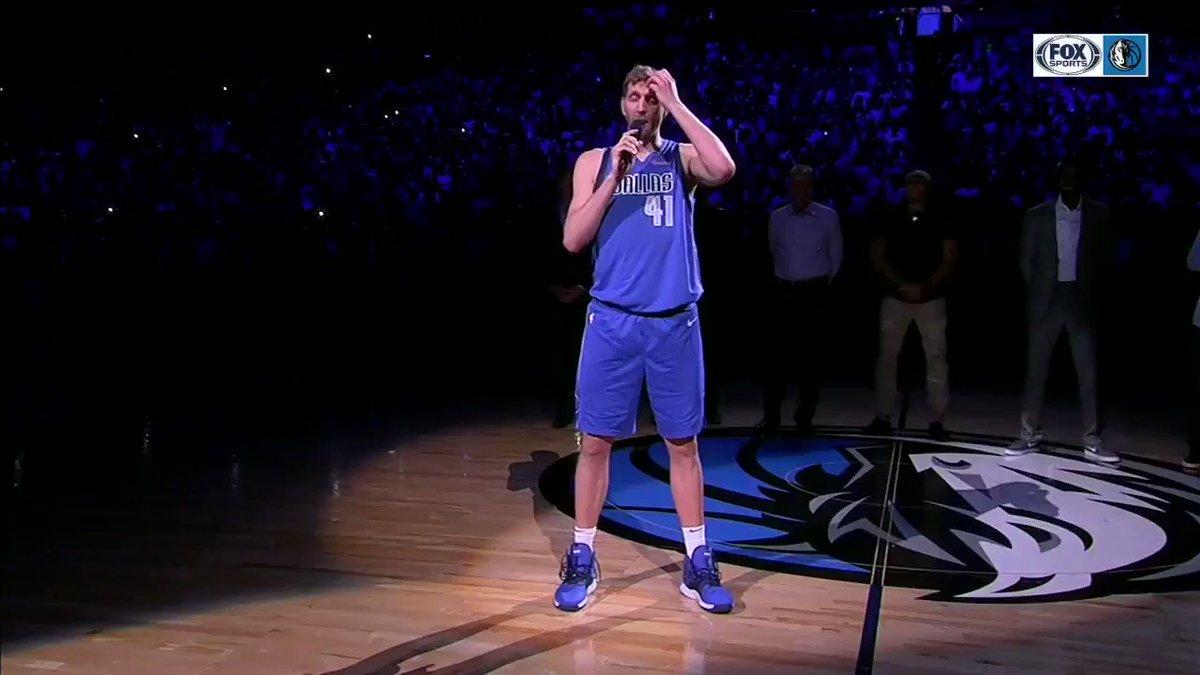 Dirk Nowitzki confirms that he is retiring from NBA