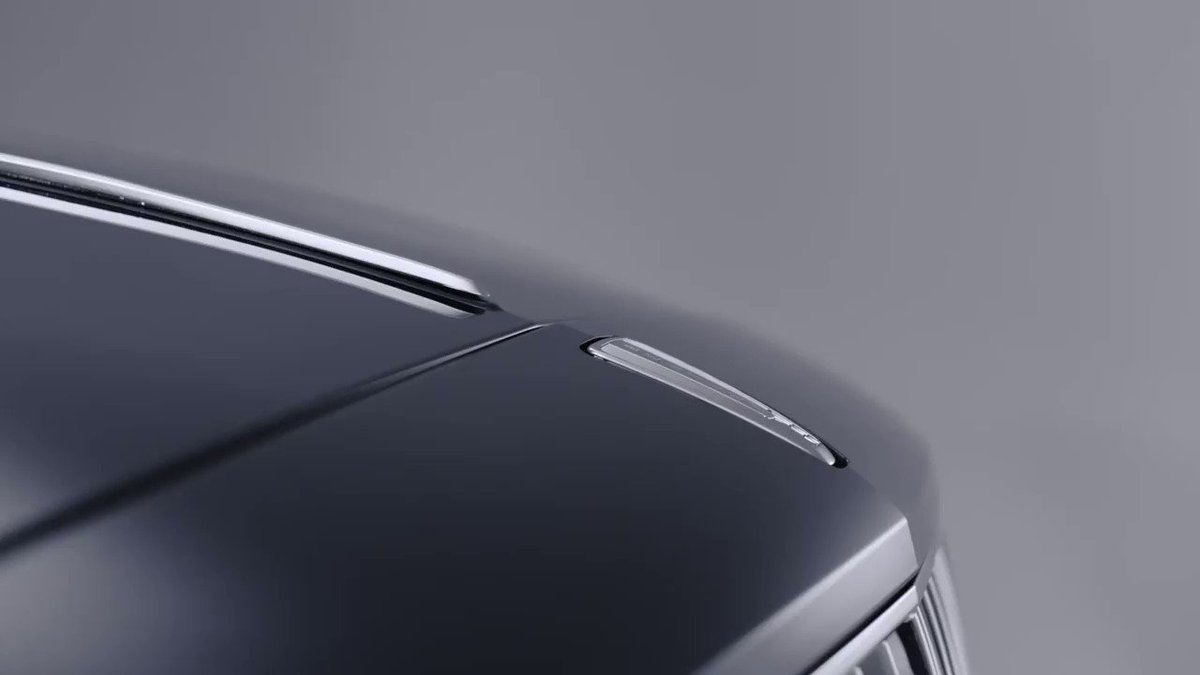 Bentley offers first glimpse of the new #FlyingSpur - full details will be released later this year. Register your interest and discover more: http://bit.ly/2U9wLLl