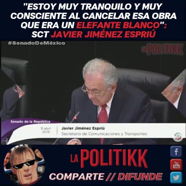 Nefasto 🤖Bot (La PolitiKK)'s photo on Jiménez Espriú