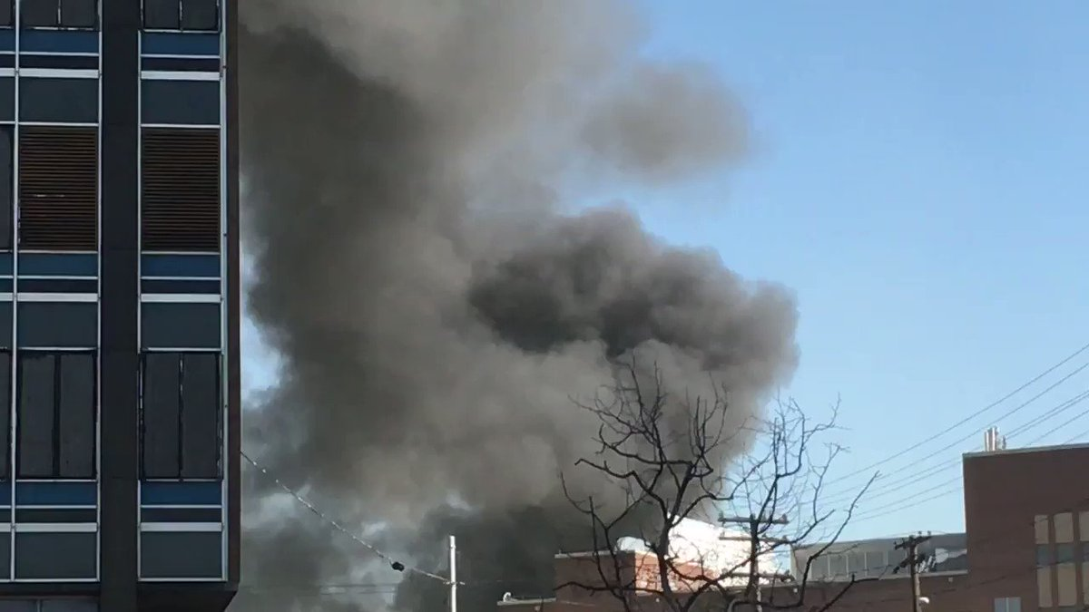 #BREAKING 1 person killed, 15 others injured in explosion that caused partial building collapse in Durham, NC https://abc7.com/5241686