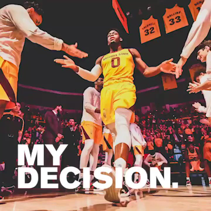 Thank you for everything 🙏🏾 @ASU #SunDevilForLife