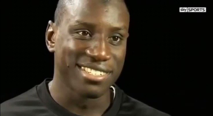 One of the greatest footballing interviews off all time: Demba Ba and his Strawberry Syrup.