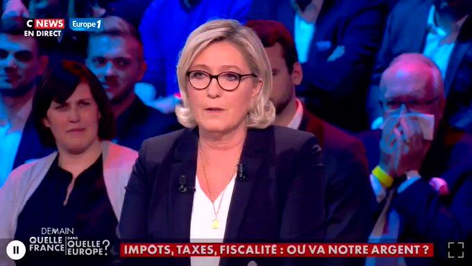 #JeSoutiensMarine Photo