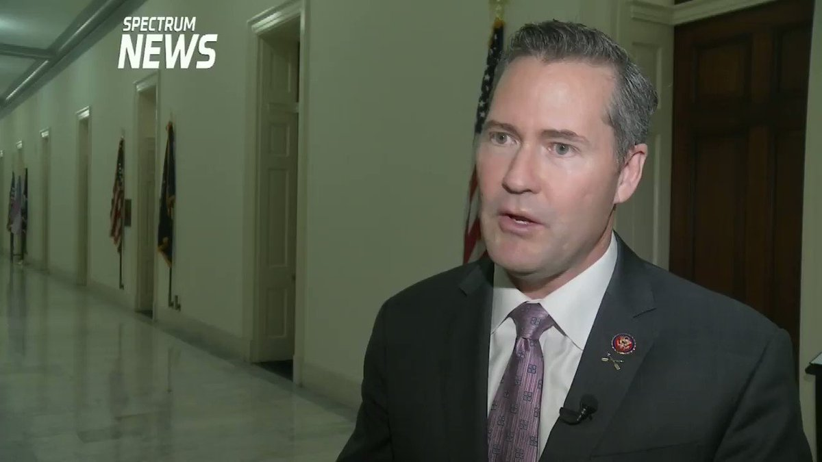 "Hurricane Michael wiped out Tyndall Air Force Base - @RepMichaelWaltz says a major liability for military readiness: ""It's a critical base to our national security. The air force, like I said has had to borrow from its operation maintenance accounts to start fixing Tyndall."""