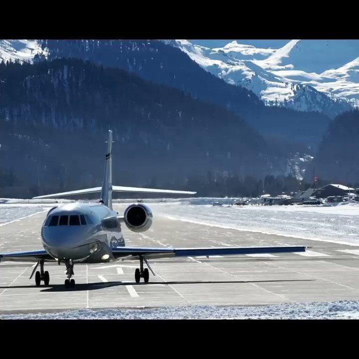 Engadin Airport  Dassault Falcon Special Part 3 https://youtu.be/N9BWGWurxX0 ... #oeien #falcon2000ex #dassault #falcon #privatejet #corporatejets #businessjet #planespotting #lszs #EngadinAirport #samedanaiport #stmoritz #valleylanding #mountains