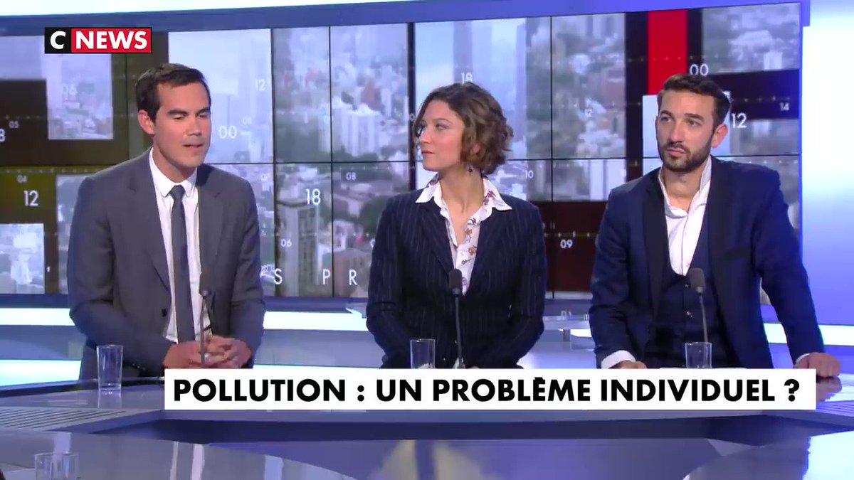 Invité de CNews>> Pour une révolution écologique: du local au global! 🙌🏻💚💪🏻♻️ vimeo.com/329794338