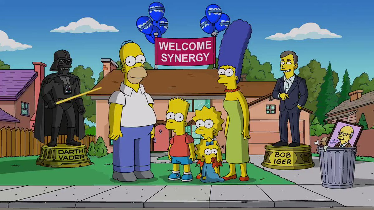 Welcome to the family, @TheSimpsons. #DisneyPlus
