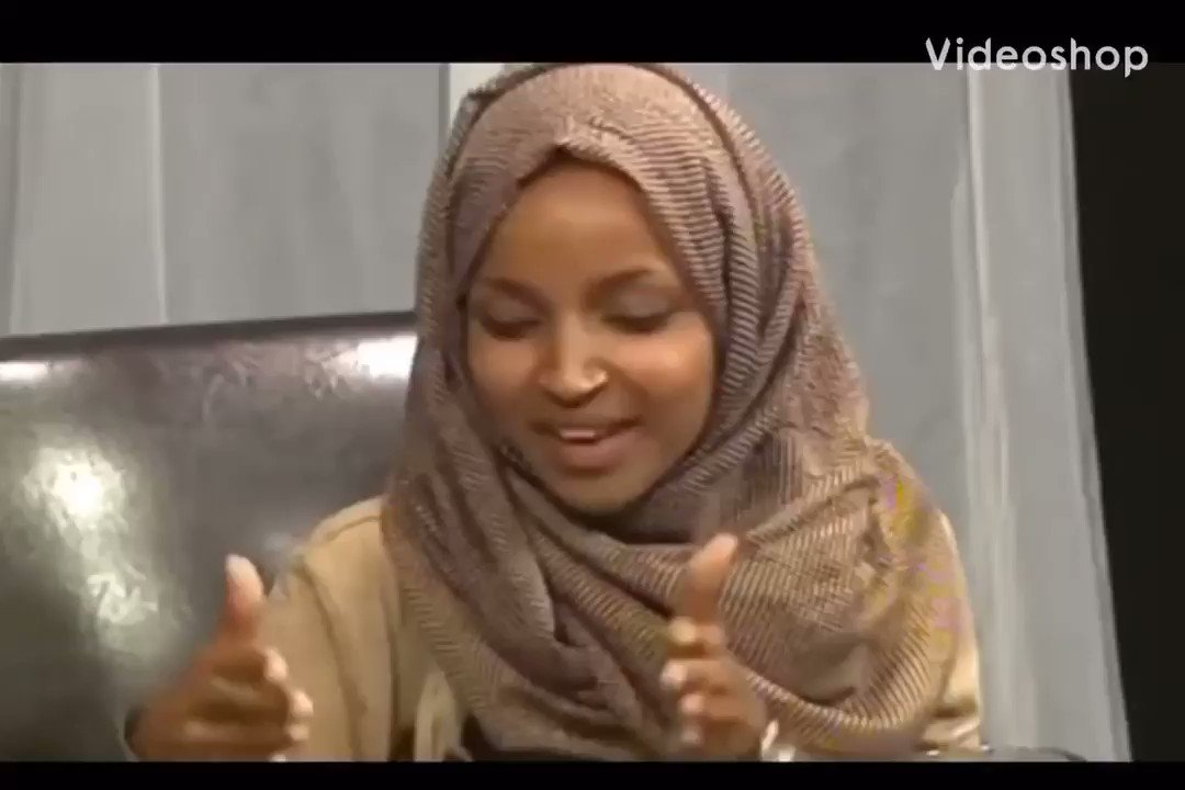 @IlhanMN No, that's just funny This is juvenile