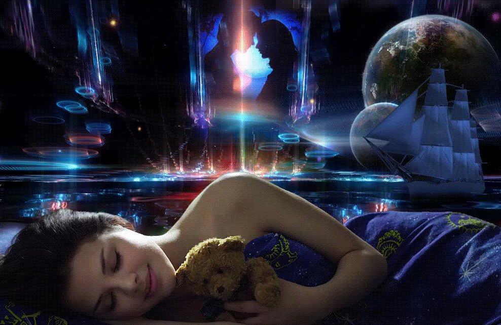 Картинки про ночь и сон