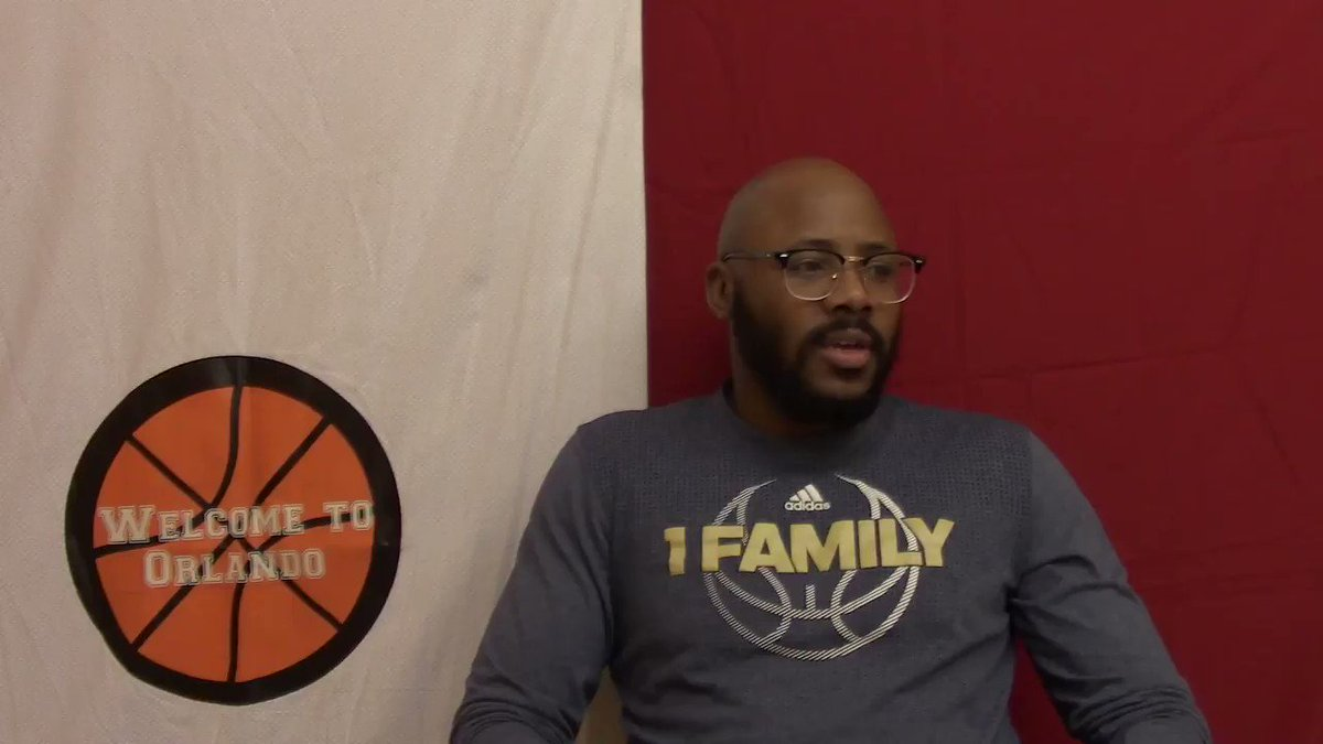 If you ever talked with @CoachDHardin you know he has a brilliant mind. The co-founder of @1FamilyHoops dropped many jewels during our interview. In this clip he discusses the freshmen seasons of Nassir Little and Renaldo Segu. Check out the full video at https://youtu.be/f0ly5bBeoOA
