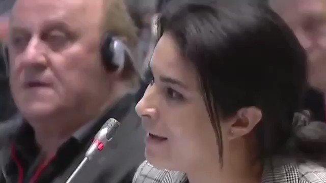 Nato seminerinde Fransız parlementere had bildiren Mevlüt Çavuşoğlu  Atom bombası atsaydınız  Helal olsun bakanım👏🇹🇷