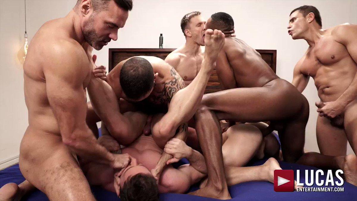 latino gay public porn