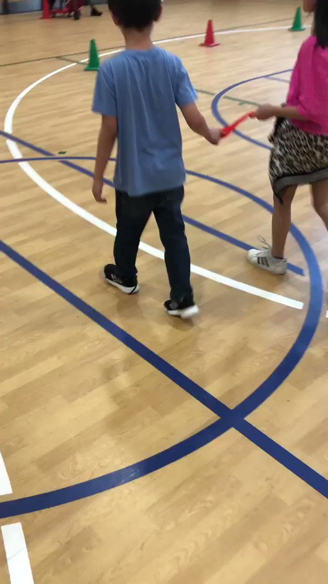 Bringing <a target='_blank' href='http://twitter.com/Diversability'>@Diversability</a> week to our PE class this week! Students learned about the <a target='_blank' href='http://twitter.com/SpecialOlympics'>@SpecialOlympics</a> and <a target='_blank' href='http://twitter.com/Paralympics'>@Paralympics</a> then experienced activities like guided runner, seated volleyball and wheelchair bowling <a target='_blank' href='https://t.co/3RQGLcL9lh'>https://t.co/3RQGLcL9lh</a>