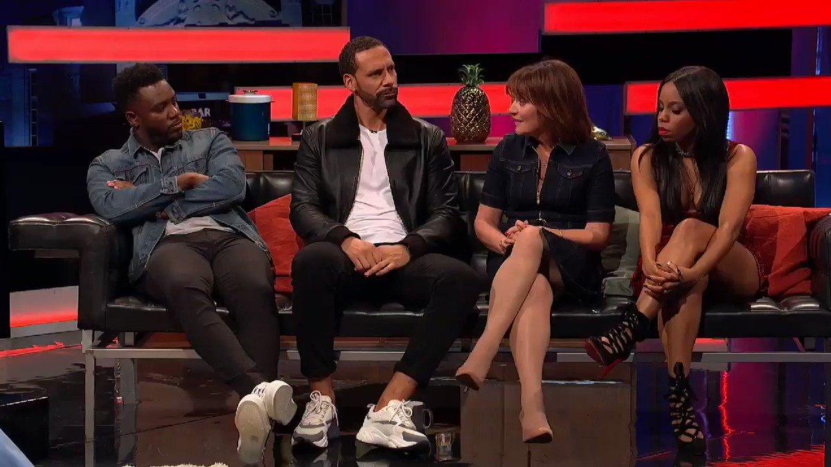 Black people TV needs some controversy 📺😂 #TheBigNarstieShow