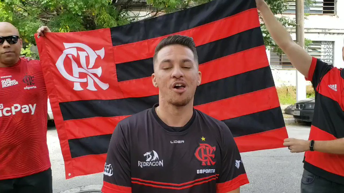 Flamengo's photo on #GOFLA