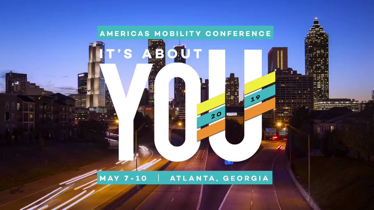 Join us May 7-10 in Atlanta for the Americas Mobility Conference, the largest global mobility meeting in the Americas. Benchmark with corporate HR attendees, network with industry peers and learn about best practices in global mobility. https://t.co/P83qSKguvV