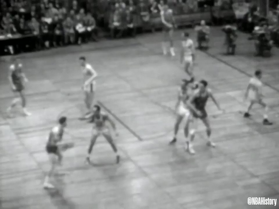 70 years ago today, George Mikan led the Minneapolis Lakers to their first NBA championship! #NBAVault