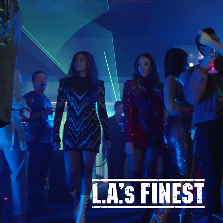 only ONE MONTH! #LAsFinest May 13th 🎉 @LAsFinestTV