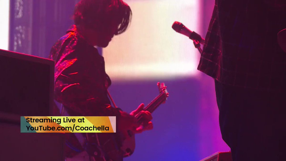 Watch @tameimpala turn up the live stream on ttp://yt.be/coachella https://t.co/mTH8velwH3