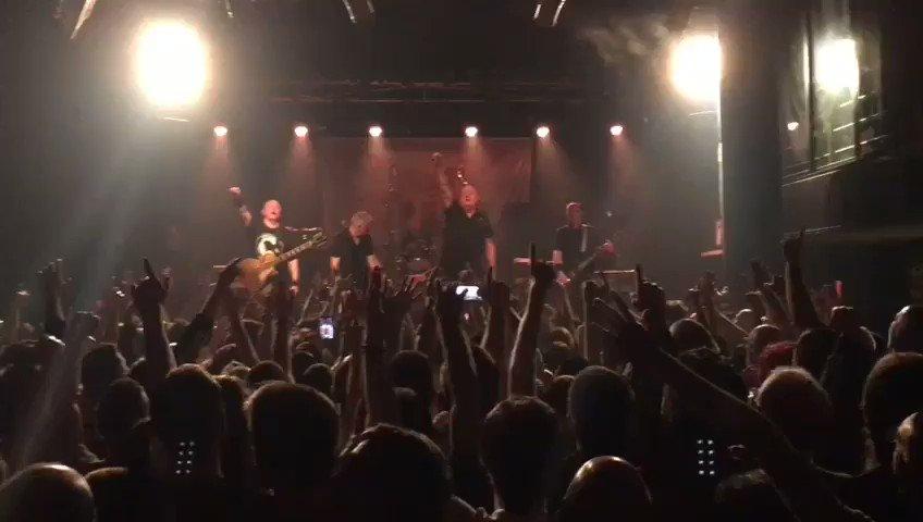 🎥 @cocksparrer live at #JimmyJazzGasteiz