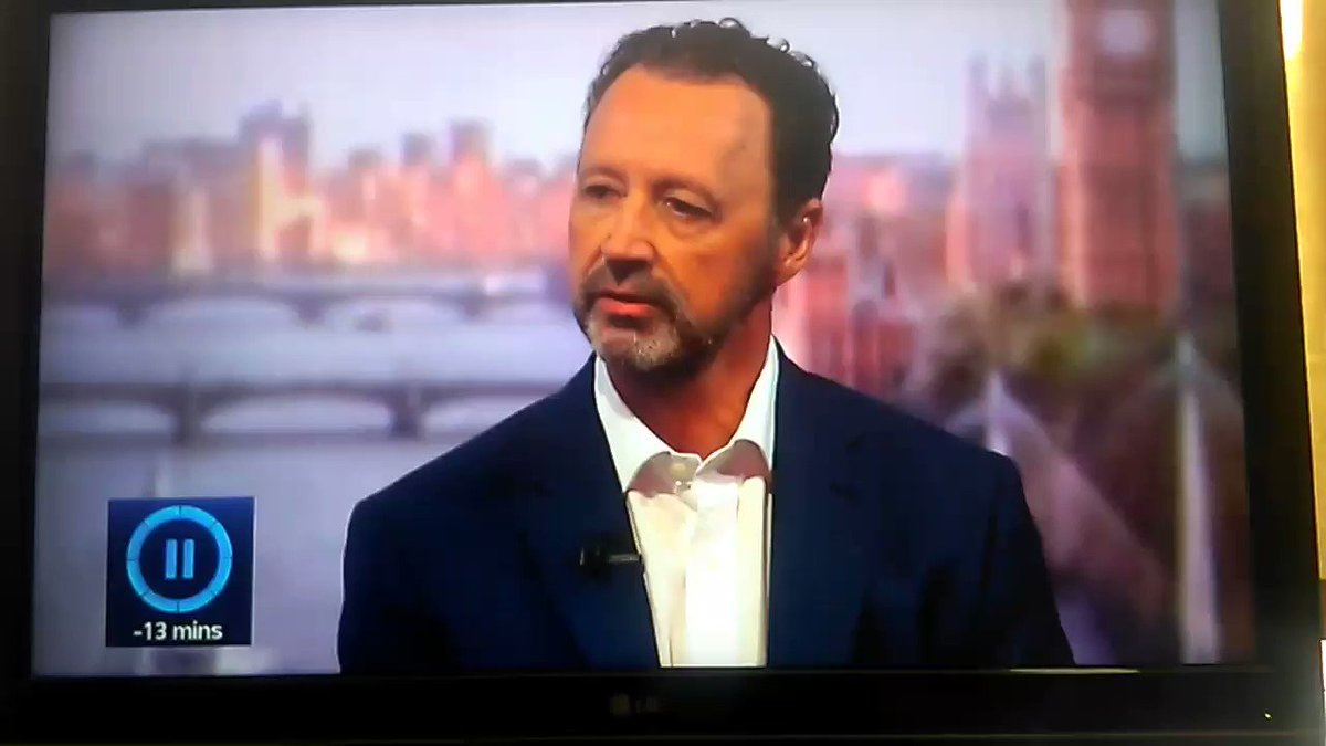 Marr: We were told during referendum food prices would come down? Co-op chief Exec: Food prices will rise as pound devalues #marr #Brexit