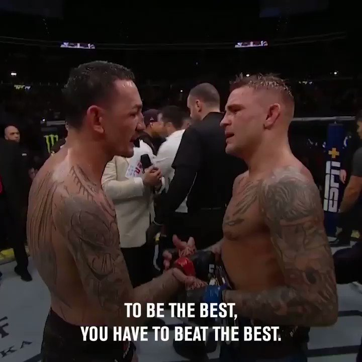 RT @ufc: Nothing but respect. #UFC236 https://t.co/dZtKyEXH4f