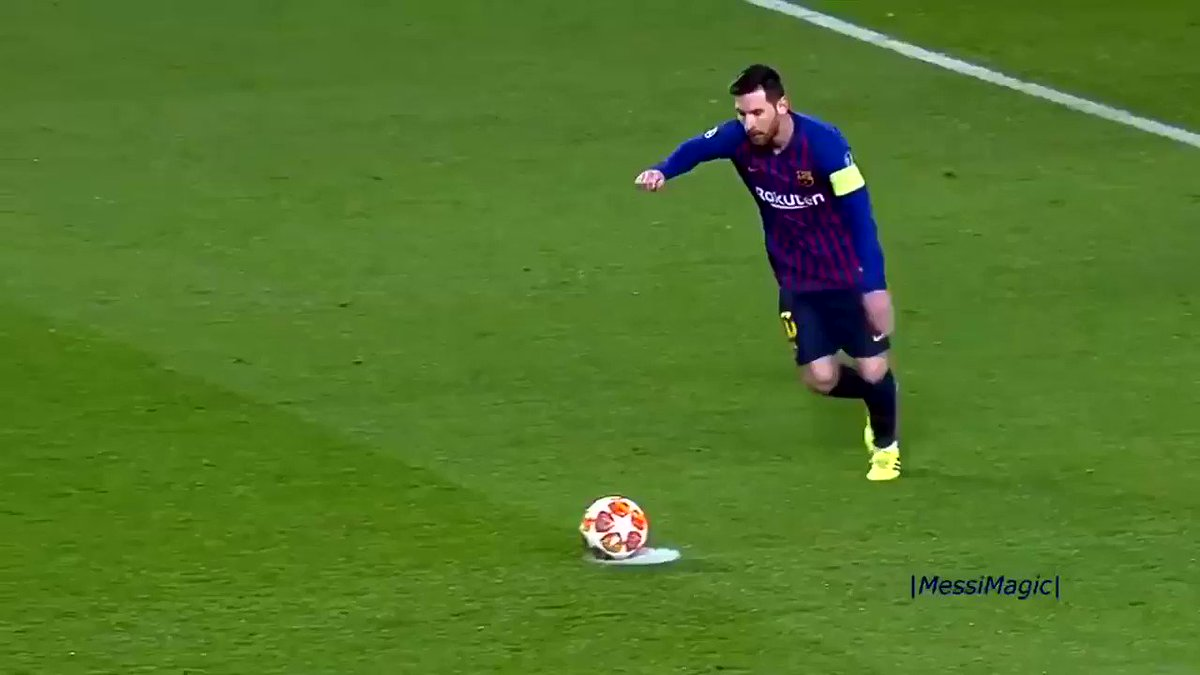 messi does a panenka peter drury: the guy is beyond human