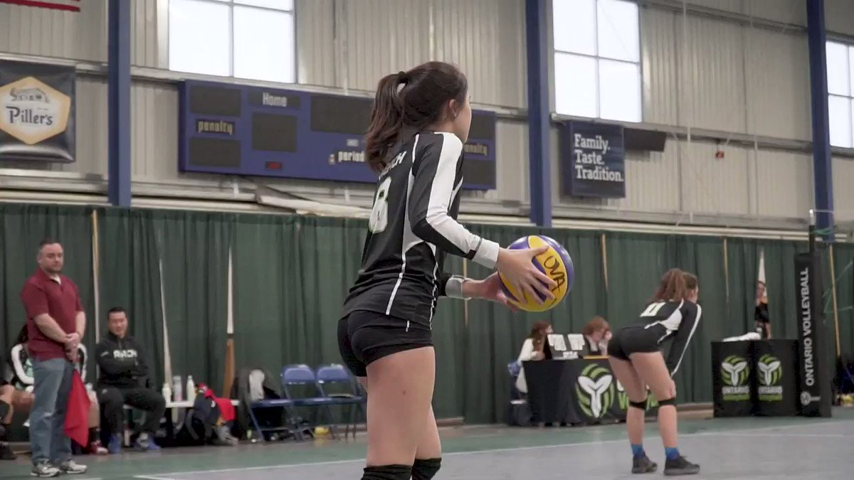 So proud of our FCVC 12U Girls Green and Blue teams competing in their first #OVAChamps. Tiny but mighty. You can catch a glimpse of our Green team in this OVA video montage (0:34 and 0:45).  Good luck girls!! #fcvcpathway