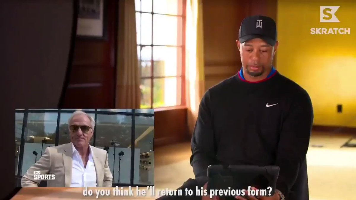 This is such a powerful video. Don't let the negative comments of those around you dictate your future. Only you know what is inside & what you are capable of achieving. Follow what you want, give 100%, don't give in to setbacks & you'll live with no regrets. Well done Tiger!⛳🏌️♂️