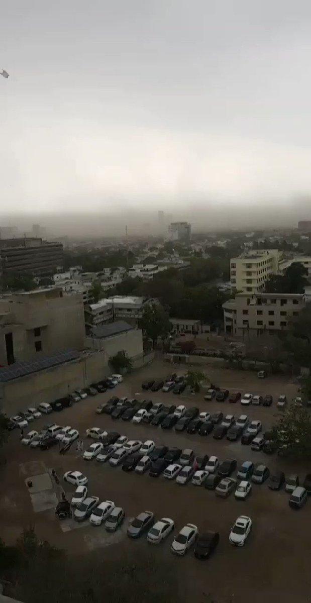 NightlifewithMAK's photo on #DustStorm
