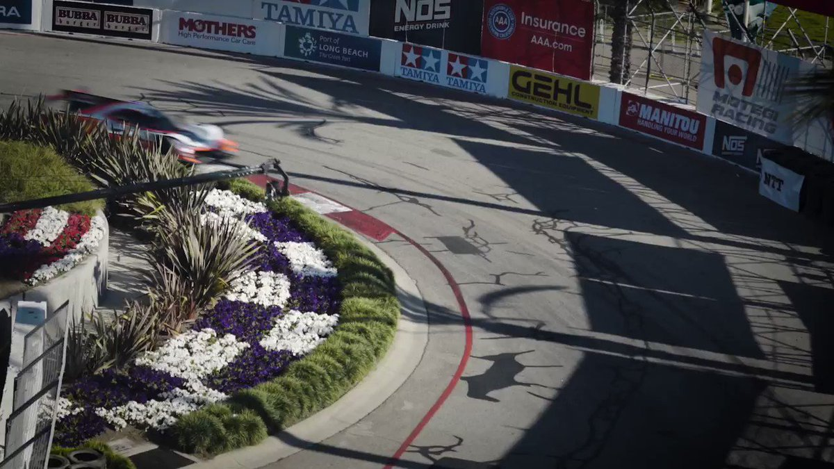 New year. New sponsor. A new era of performance is here. Relive all the action from the 2019 Acura Grand Prix of Long Beach. #AGPLB