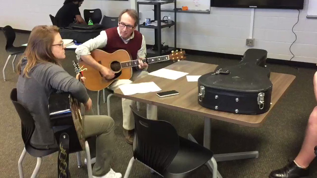 Image for the Tweet beginning: So proud of our #GuitarClub