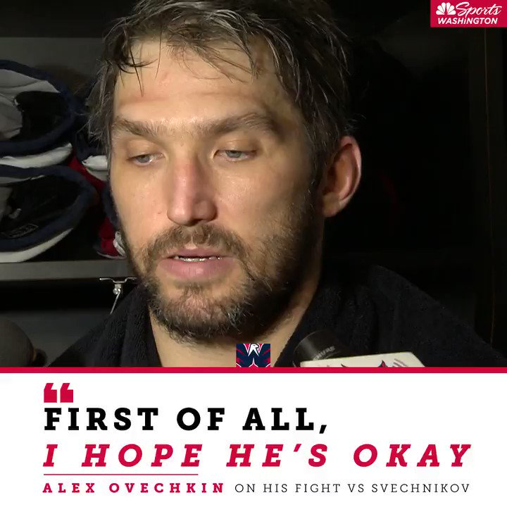 NBC Sports Capitals's photo on Ovechkin