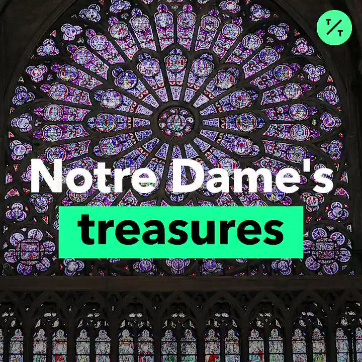 TicToc by Bloomberg's photo on #NotreDameCathedral